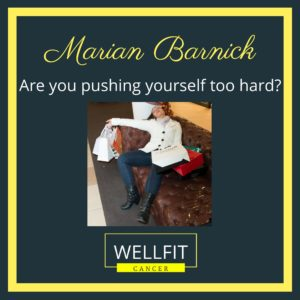 Are You Pushing Yourself Too Hard?
