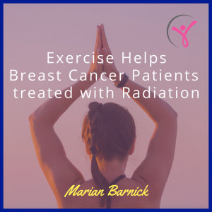 Exercise Helps Breast Cancer Patients Treated With Radiation