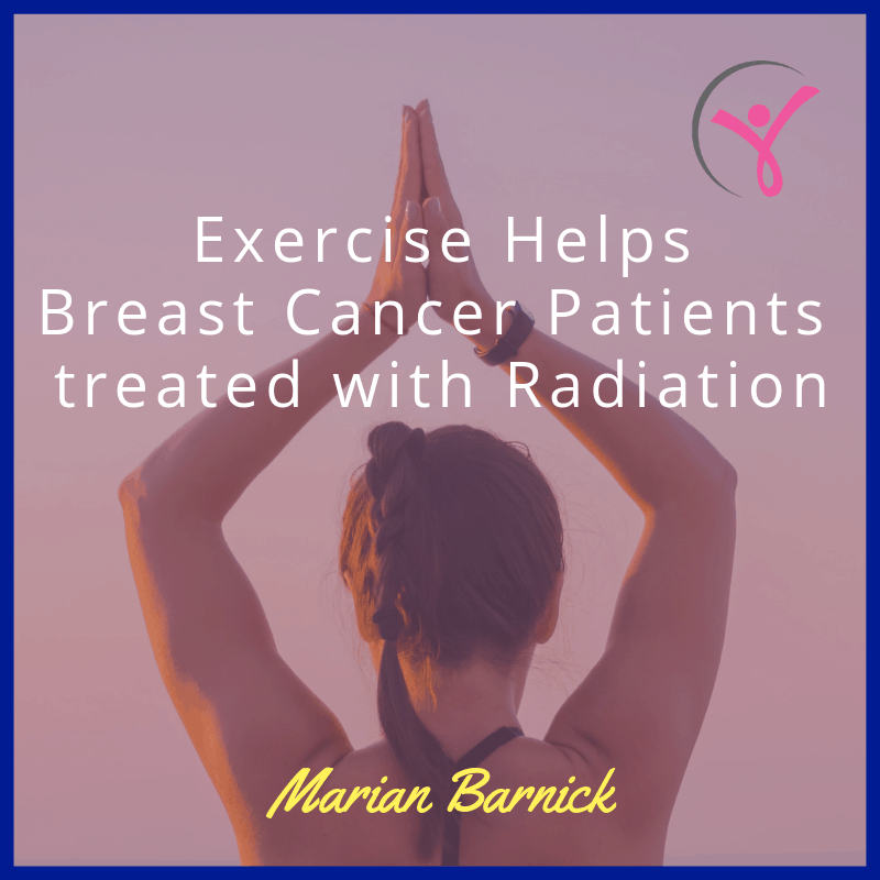 Exercise Helps Breast Cancer Patients Treated With Radiation 1