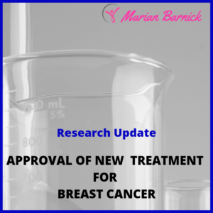 New FDA approved Treatment Option For Breast Cancer