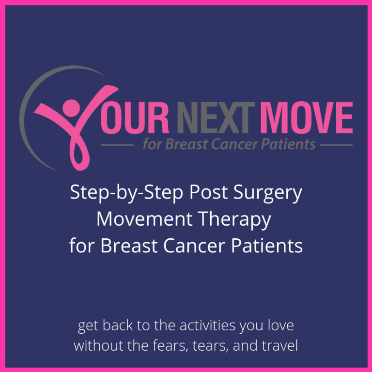 5 Reasons Why Breast Cancer Patients Need Shoulder Mobility Before Walking 2