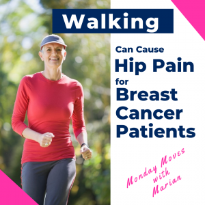 Help with Pain from Walking After Breast Cancer