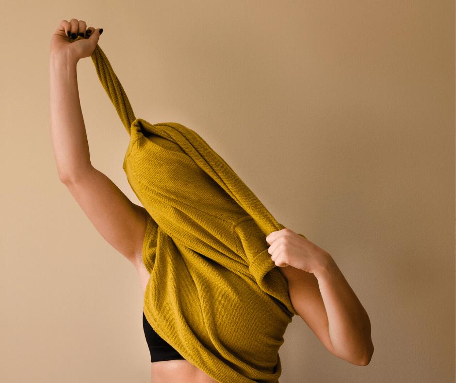 shoulder range of motion